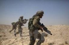 Một nghìn binh sỹ Mỹ đến Israel tham gia tập trận