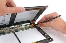 Máy tính bảng Surface dễ tháo gấp đôi new iPad 3