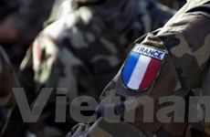 Pháp kết thúc sứ mệnh chiến đấu tại Afghanistan