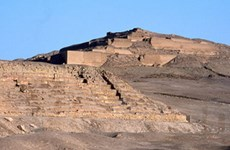 Peru mở cửa di tích Pachacamac cho khách du lịch