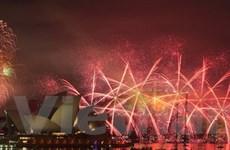 Sydney thắp sáng Năm mới 2013 bằng smartphone