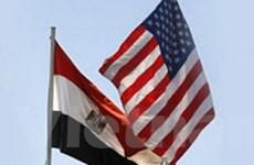 Phái đoàn Mỹ đến Ai Cập thảo luận hợp tác quân sự