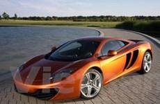 McLaren sẽ thiết kế các siêu xe cho Mercedes-Benz