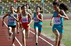 Đại hội thể thao học sinh Đông Nam Á vào tháng 6