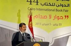 Tổng thống Ai Cập ấn định lịch trình bầu cử quốc hội