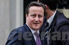 Anh-Algeria nhất trí hợp tác đối phó với khủng bố