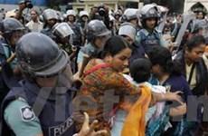 Bangladesh vẫn ngập trong các làn sóng biểu tình