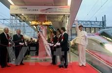 Nhật ra mắt tuyến tàu cao tốc nhanh nhất thế giới