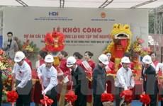 Khởi công dự án xây lại khu tập thể lớn nhất Hà Nội