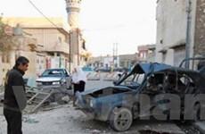Lại đánh bom ở Iraq làm 2 chính trị gia thiệt mạng