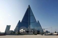 Đóng băng dự án khách sạn 105 tầng ở Triều Tiên