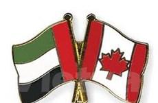Canada-UAE nâng tầm quan hệ đối tác chiến lược