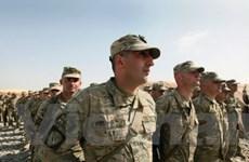 Chính quyền Mỹ bắt đầu triển khai lính ở Tây Ban Nha
