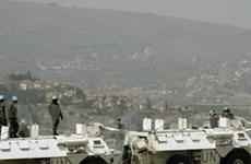 LHQ phản đối Israel xâm phạm không phận Lebanon