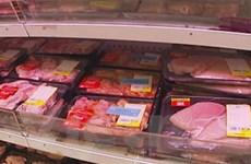 Nhiều loại thịt Trung Quốc giả mác thịt New Zealand