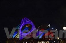 Lễ hội ánh sáng lớn nhất Nam Bán cầu tại Australia