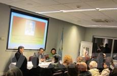 Tọa đàm về tư tưởng Hồ Chí Minh tại Argentina