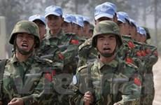 Trung Quốc tham gia sứ mệnh gìn giữ hòa bình ở Mali