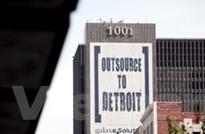 Tòa án Mỹ: Sự phá sản của Detroit là bất hợp pháp