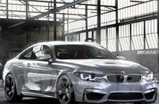BMW chuẩn bị giới thiệu mẫu M4 concept vào tháng 8