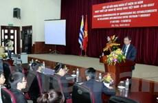 Kỷ niệm 20 năm thiết lập quan hệ Việt Nam-Uruguay