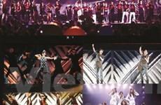 """""""Đại nhạc hội SM Town"""" làm thỏa mãn các fan Kpop"""