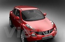 Nissan Juke có đối thủ?