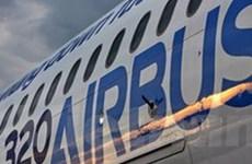 Tập đoàn hàng không quốc tế mua 220 máy bay Airbus