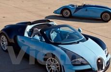 """Mẫu Bugatti """"cực độc"""""""