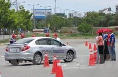 Nhân rộng chương trình nâng cao kỹ năng lái xe an toàn