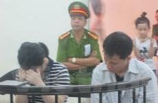 Phạt tù một nhóm trộm két sắt trường học ở Hà Nội