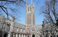 ĐH Princeton đứng đầu chất lượng giảng dạy tại Mỹ