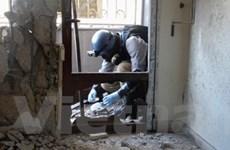 OPCW triển khai đội thanh sát viên thứ hai tới Syria