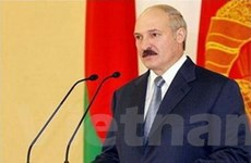 Tổng thống Belarus yêu cầu Mỹ dỡ bỏ cấm vận