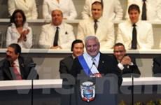 Tổng thống và Quốc hội mới Panama nhậm chức