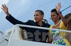 Tổng thống Mỹ Obama thăm chính thức Nga