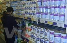 Sữa ngoại bán giá cao gấp 2,5 lần giá vốn