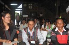 Tỉnh Kon Tum có thêm 7 Nghệ nhân dân gian