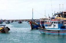 Đảo Phú Quý phát triển mạnh hậu cần nghề cá
