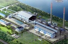 Nhiệt điện Cẩm Phả hòa lưới điện quốc gia