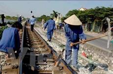 Ngành đường sắt phấn đấu giải ngân 49 tỷ đồng