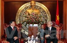 Hợp tác Việt Nam-Campuchia là tài sản vô giá
