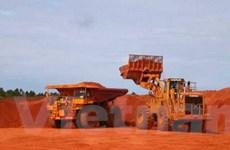 Tiếp tục thăm dò để đánh giá tài nguyên bauxite