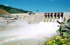 Khánh thành công trình thủy lợi, thủy điện Quảng Trị