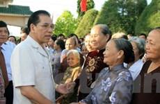 Tổng Bí thư thăm và làm việc tại Bà Rịa-Vũng Tàu