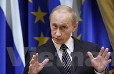 Thủ tướng Nga V.Putin thăm Thổ Nhĩ Kỳ
