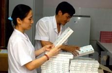 Nhân viên Trung tâm Parkson TP.HCM mắc cúm