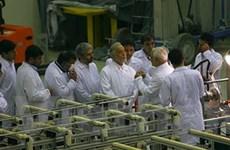 Iran tuyên bố hợp tác trong vấn đề hạt nhân