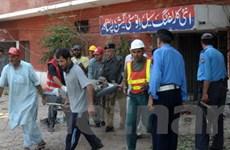 Đánh bom ở Pakistan, gần 30 người thương vong