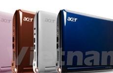 Acer có dòng laptop đa chạm mới Aspire 1420